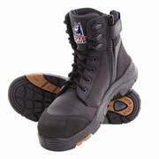 Work Boots | Steel Blue Torquay (Black)