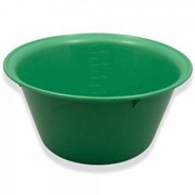 2500ml Autoclavable Green Bowl
