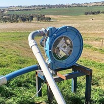 Sludge pumping problems solved at local Piggery
