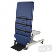 Hi-Capacity Tilt Table with Weigh Scales | Healthtec