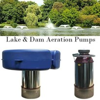 Floating Aeration Pump