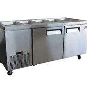 2 Door Noodle Bar | Mitchel Refrigeration