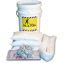 Spill Kit - Oil and Fuel Drum 40L Absorbent Capacity (SKH20)