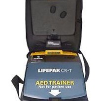Defib Trainer | Lifepak CR-T AED