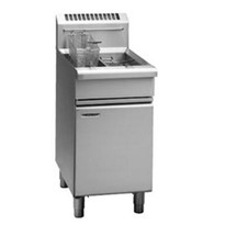 FN8226G Twin Pan FAST FRI Gas Fryer - 450mm