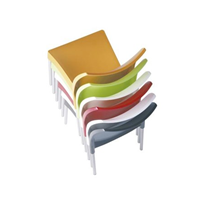 Stackable Outdoor Chair | Vita