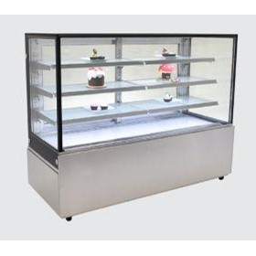 830L 4 Tier Cold Food Display 1800mm - FD4T1800C