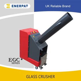 UK Hotel Restaurant Marine Glass Crusher, Glass Bottle Crushers