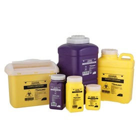 Sharps Disposal Solutions