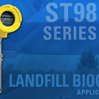Landfill Biogas Flow Measurement | ST98 Air/Gas Flow Meter