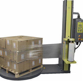 Automatic Pallet Stretch Wrapping Machine | M1850