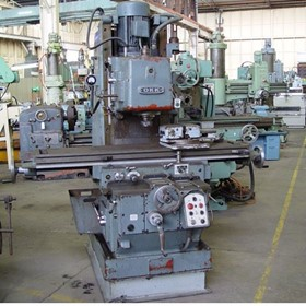 Milling Machine | OKK Model MH-3V