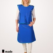 Radiation Protection SVCARDI Vest and Skirt