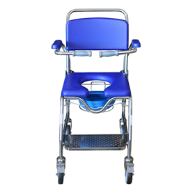 Shower Chair Commode | Aqcura