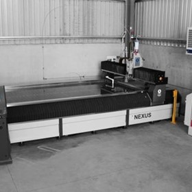 Waterjet Cutting Machine | Nexus