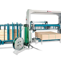 Automatic Strapping Machine | Chipboard and MDF Panel
