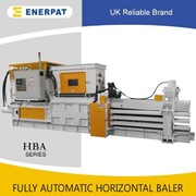 Enerpat Automatic Horizontal Baling Press Machine | HBA80-11075