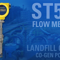 Landfill Gas Flow Meter - Fluid Components International - ST51