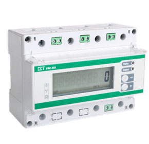 Three-Phase Power Energy Meter  PMC-340 Series