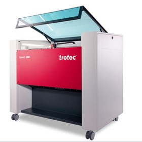 Laser Engraving Machine | Trotec Speedy 360
