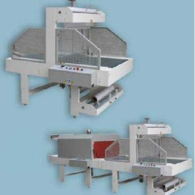 Sleeve Wrapper CA 900N | Shrink Wrapping Machines