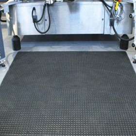 Workease Anti-Fatigue Rubber Mat