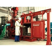 Horizontal Vacuum Precision Investment Casting Furnace | PC-25