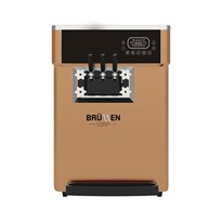 Brullen Countertop 3 Flavour Soft Serve Machines - i26