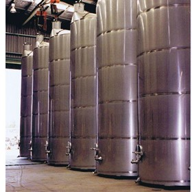 Cosme Plinth Mounted Storage Tanks