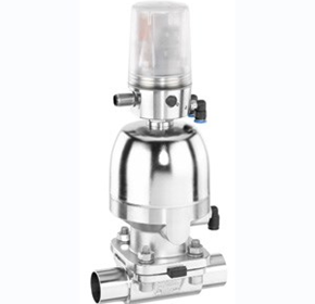Pneumatic Diaphragm Valve for Sterile Environment | GEMU 650