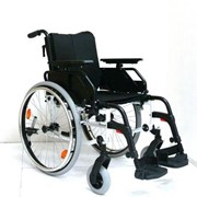Pearl Deluxe Aluminium Manual Wheelchairs