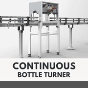 Continuous Bottle Turner