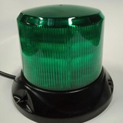 Maxi Revolver LED Green Beacon Magnetic Mount Class 1. RB167MG