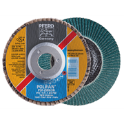 Abrasive Flap Disc Zirconia 125mm | PFERD Z80