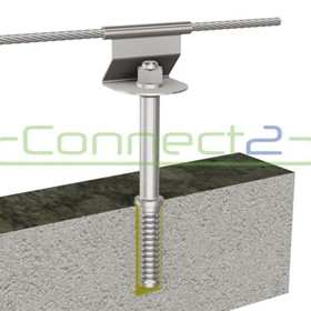 Connect2 Ballast Roof Concrete Fixed Intermediate Assembly | CA420