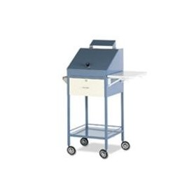 Oxford Half Size Medication Rounds Carts -  OX18