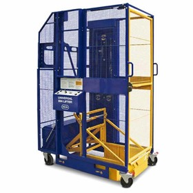 Wheelie Bin Lifters - Manual & Battery Electric