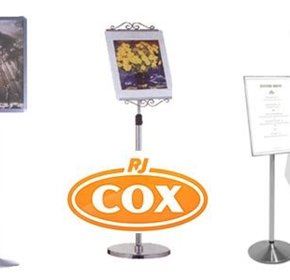 3 in 1 Sign Message Display Stand