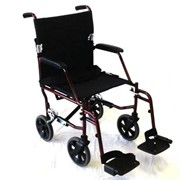 Hematite Lightweight Manual Wheelchair