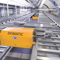 Automated Storage and Retrieval System | Dematic Multishuttle® 2