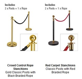 Rope Barriers
