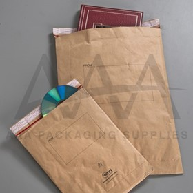 Kraft Bubble Mailing Bags | Omni