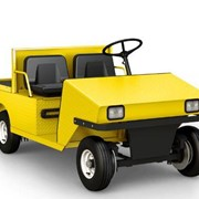 4-Wheel Industrial Personnel Carrier | Motrec MP-300