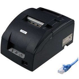Epson | Dot Matrix Receipt Printer | TM-U220B - Ethernet