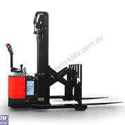 Walkie Reach Stacker | 1200-1500kg CQE12