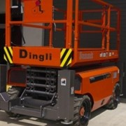 Digngli Summit Scissor Lifts - SC0817-AWD