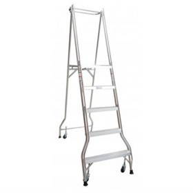 5 Step Platform Ladder | Monstar