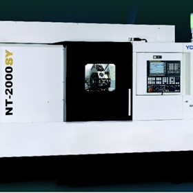 YNC | Milling Machines | NT Series - NT200-SY