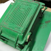 MSL 725 | Original H.D. Outdoor Federal Electrical Fuse Box