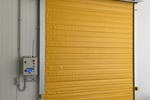 Insulated Rapid Roll Door
